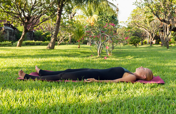 5 Tips to Help You Relax Fully in Savasana - Pure Health