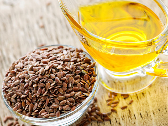 Flaxseed oil benefits weight loss