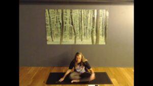 Yin Yoga with Gracie