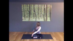 Pregnancy Yoga with Sarah